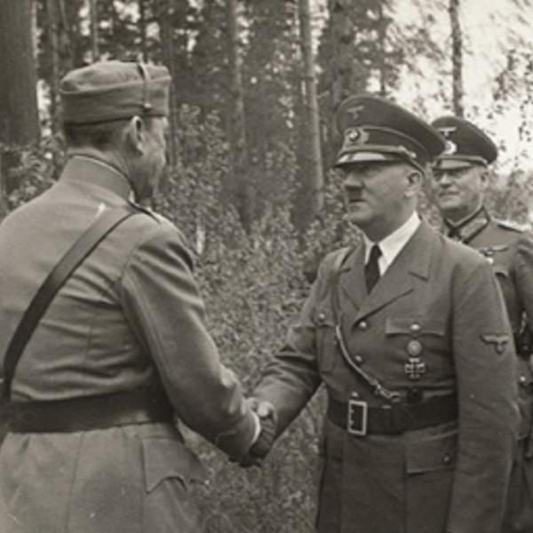 Leia o primeiro capítulo de Um banquete para Hitler
