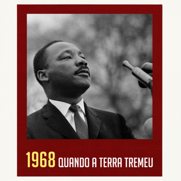 [Retrospectiva 1968] Martin Luther King morto