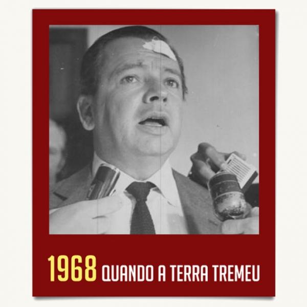[Retrospectiva 1968] Ataque ao governador de São Paulo