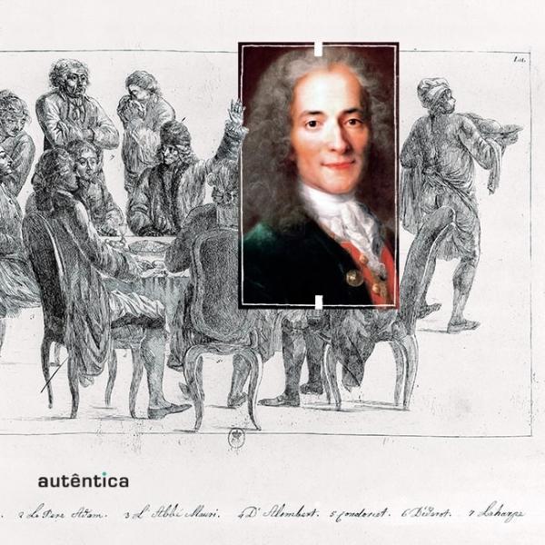 Conversando com Voltaire ou A falsa biografia de um iluminista