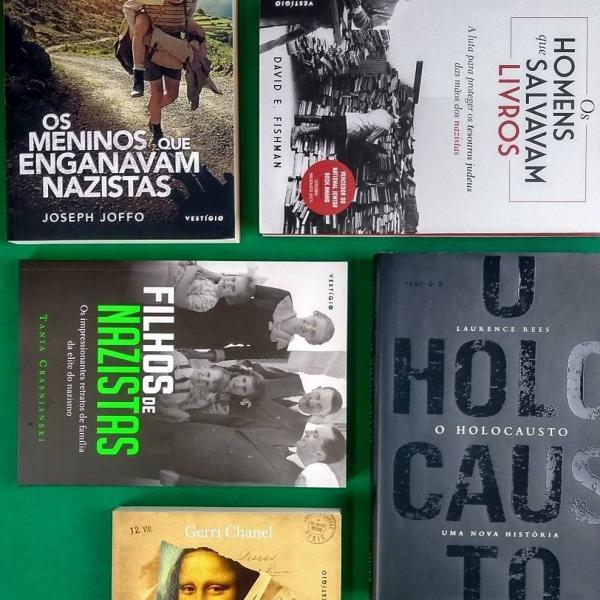 9 livros para entender a Segunda Guerra Mundial