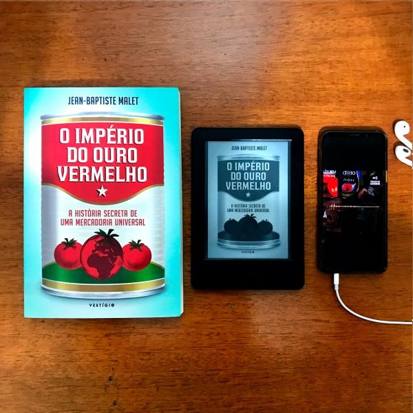 Audiobook, e-book ou impresso: saiba qual é o melhor tipo de livro para você