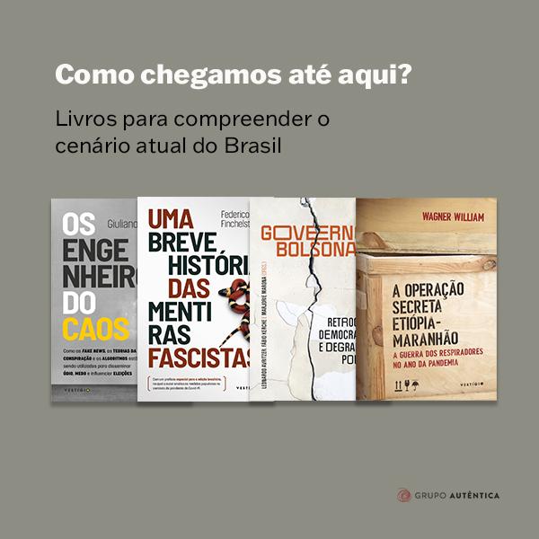 CPI da Covid: livros para compreender o atual contexto do Brasil