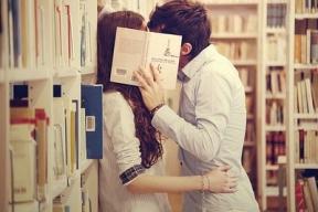 Não me dê uma aliança. Me dê livros! (Ou as duas coisas)