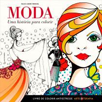 Moda – Uma história para colorir