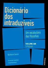 Dicionário dos intraduzíveis – Vol. 1 (Línguas)