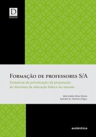 Formação de professores S/A