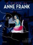 O diário de Anne Frank em quadrinhos, ilustrado por Mirela Spinelli