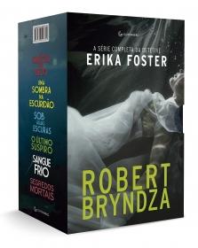 Box Série Completa Detetive Erika Foster - Robert Bryndza