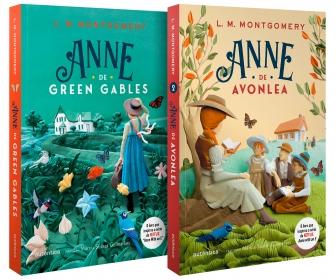 Kit Melhores adaptações em séries (Anne de Green Gables)