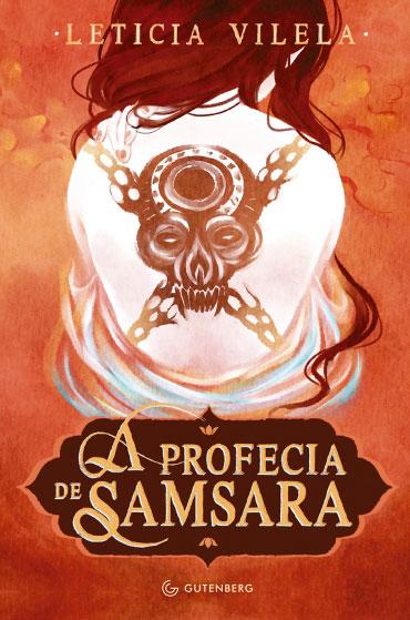 Resultado de imagem para a profecia de samsara livro