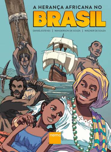A herança africana no Brasil