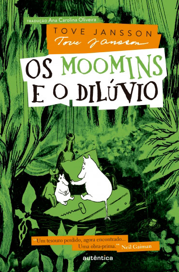 Os Moomins e o dilúvio