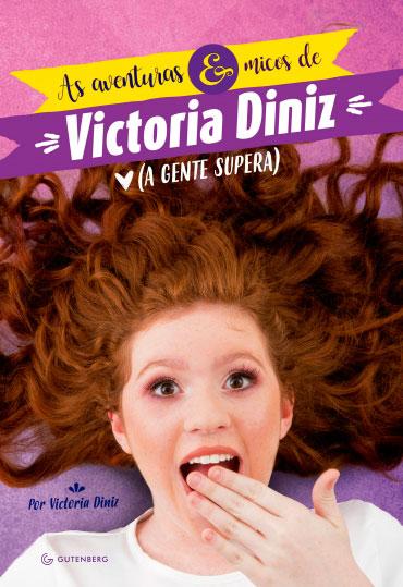 As aventuras e micos de Victoria Diniz