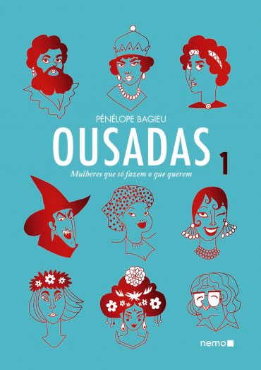 Ousadas Vol. 1