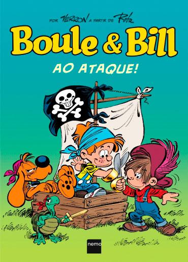 Boule & Bill - Ao Ataque