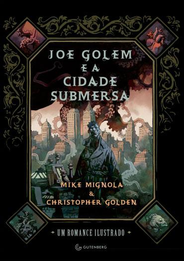 Joe Golem e a cidade submersa