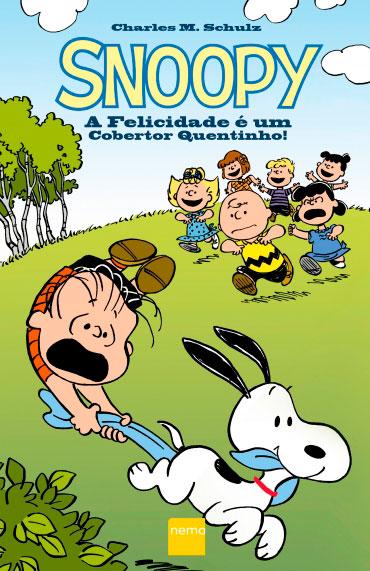 Snoopy – A Felicidade é um Cobertor Quentinho!