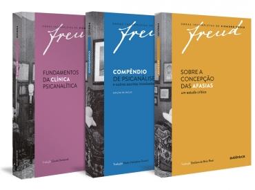 Freud - Kit Obras fundamentais – Vol. 2