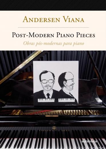 Obras pós-modernas para piano