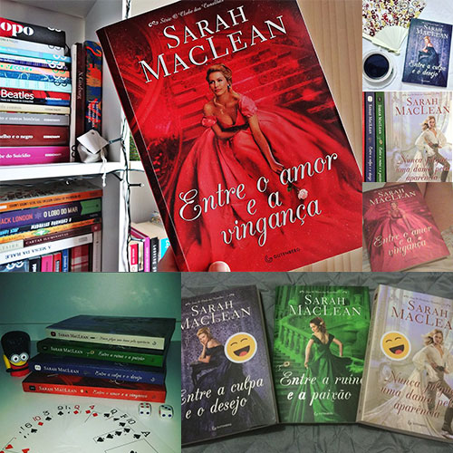 Leitores de Sarah MacLean