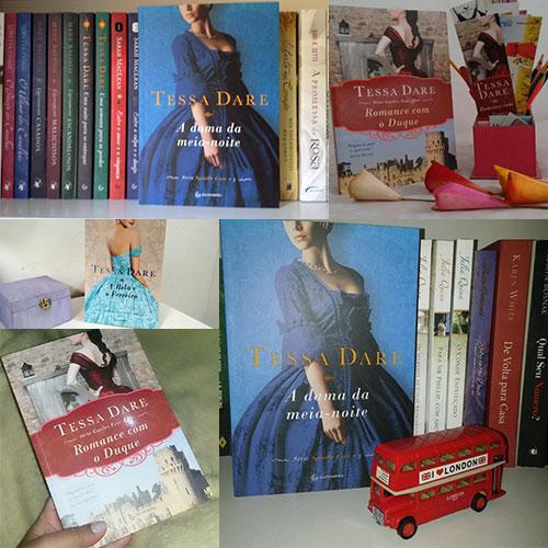 Leitores de Tessa Dare