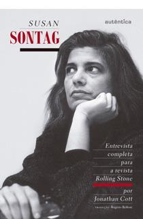 Susan Sontag - Entrevista completa para a revista Rolling Stone