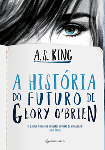 A história do futuro de Glory O'Brien