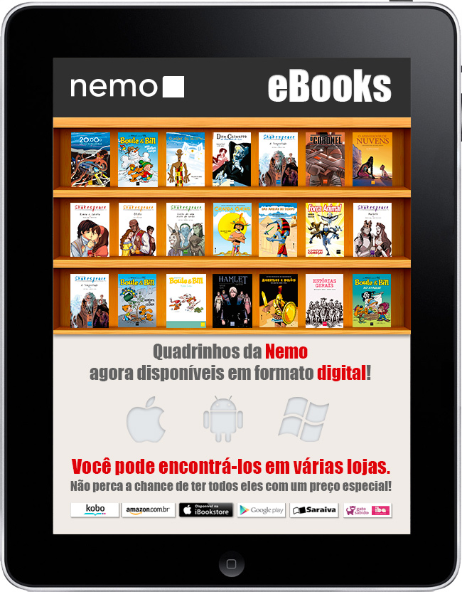 Ebooks da Nemo
